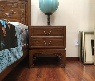 瀚明轩,床头柜,卧室家具