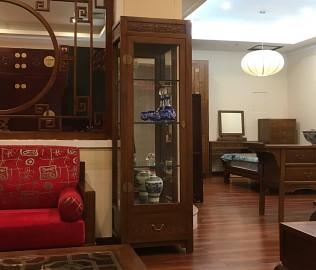 瀚明轩,酒柜,实木家具