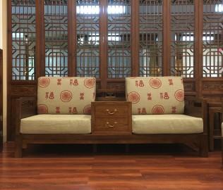 瀚明轩,双人沙发,客厅家具