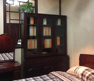 大连华丰,书柜,实木家具