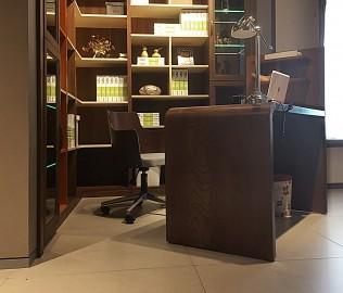 曲美家居,写字桌,书房家具