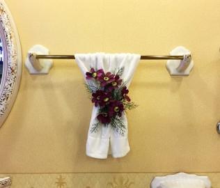 圣托玛斯,毛巾杆,浴室挂件