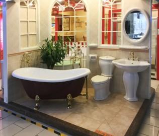 圣托玛斯,卫浴,浴缸