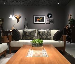 曲美家居,沙发,客厅家具