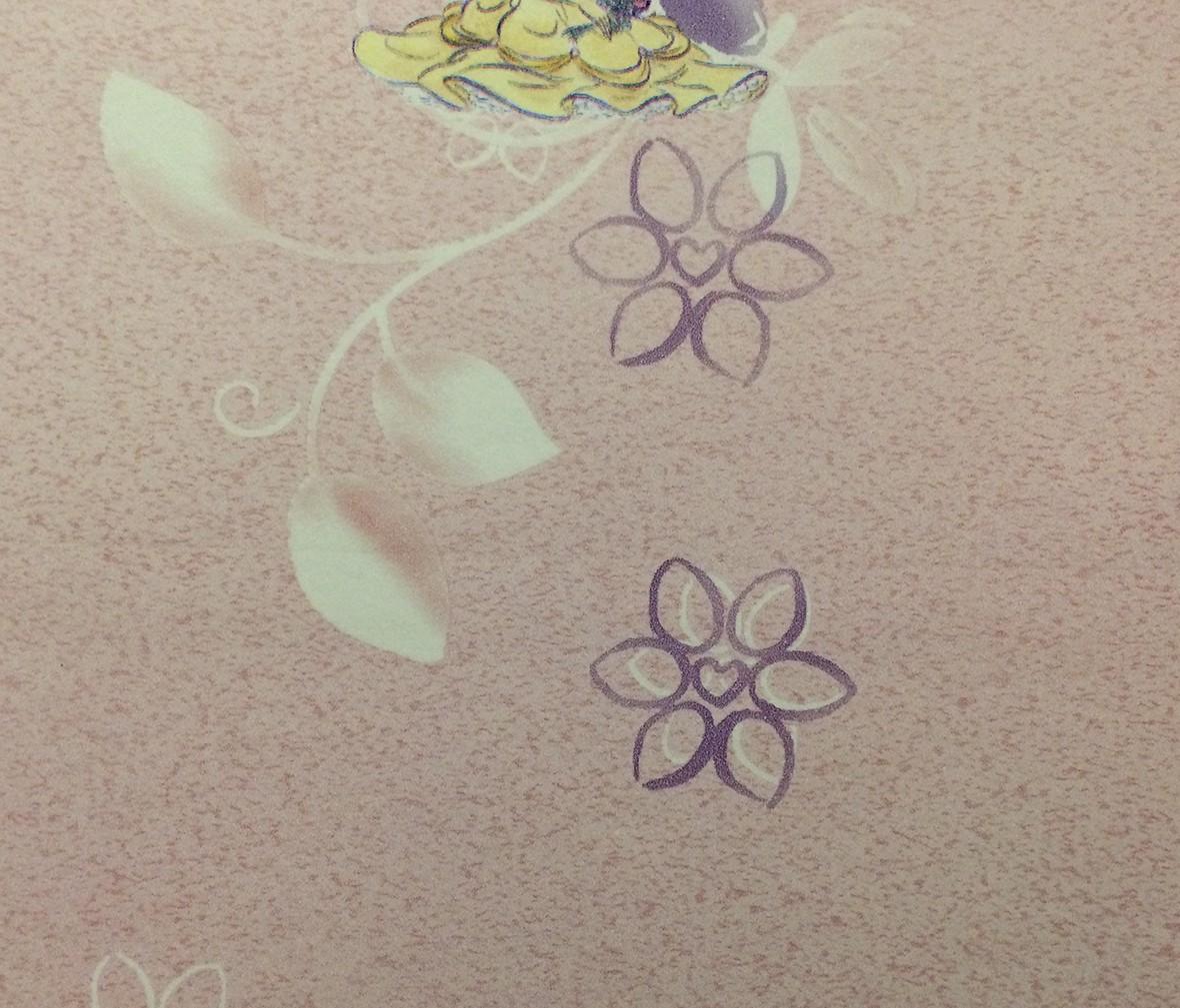 精厚壁纸 玉兰童话系列nkp198703型号壁纸 环保纯纸