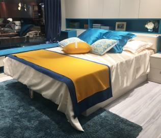 意风家具,床,双人床