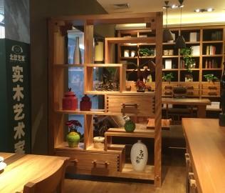北欧艺家,实木家具,厅柜