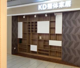 KD家具,书柜,展示柜