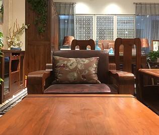 莫霞家居,单人沙发,客厅家具