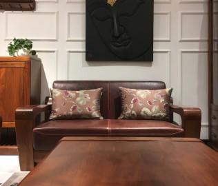 莫霞家居,双人沙发,客厅家具