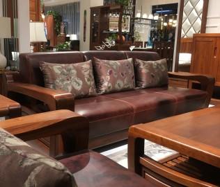 莫霞家居,三人沙发,客厅家具