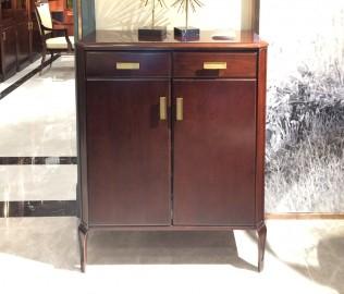长实,鞋柜,实木家具