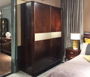 长实,衣柜,实木家具