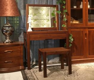 莫霞,实木家具,梳妆台
