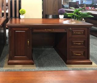 迪欧冠御,实木家具,写字台