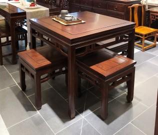 兰鼎犀,八仙桌,实木家具
