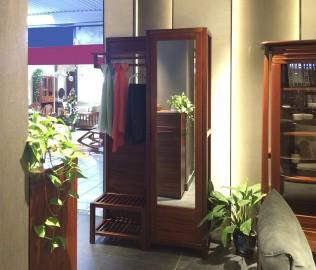 意风家具,门厅柜,储物柜