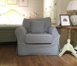 比邻乡村,单人沙发,客厅家具