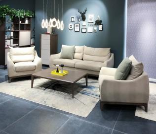 华鹤家具,沙发,单人沙发