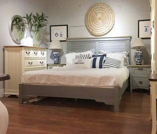 比邻乡村,双人床,卧室家具