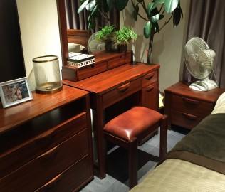 意风家具,梳妆凳,实木家具
