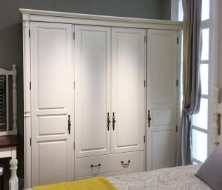 百强,四门衣柜,卧室家具