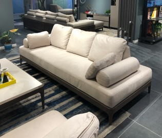 华鹤家具,三人沙发,客厅家具