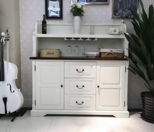 百强,实木家具,配餐柜