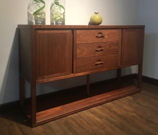 祥华坊,实木家具,餐室柜