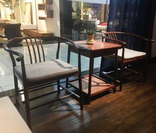 祥华坊,实木家具,圈椅