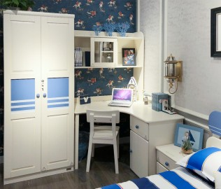 西西米亚,书桌上架,儿童家具