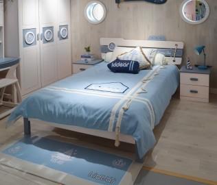 床,床架,双人床