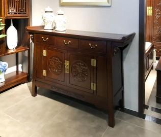 誉承堂,翘头柜,实木家具