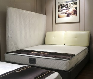 穗宝,皮床,卧室家具