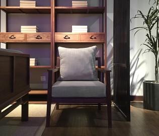 祥华坊,唯兰椅,客厅家具