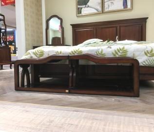 天坛家具,床尾凳,卧室家具