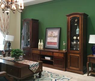 天坛家具,高酒柜,客厅家具