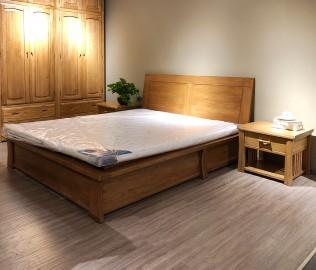 强力,气动杆床,单人床