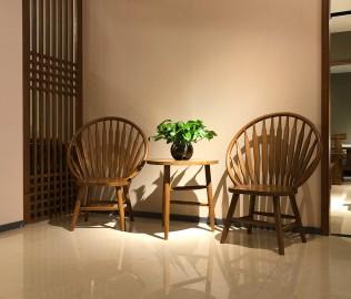 强力,扇型椅,椅子