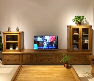 强力,电视柜,客厅家具