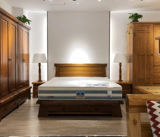 强力,床垫,弹簧床垫