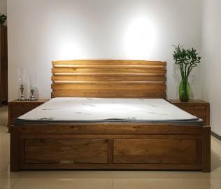 强力,双人床,卧室家具