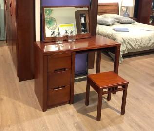华日家具,梳妆台,现代中式