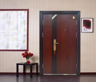 振生安防,单扇门,指纹锁
