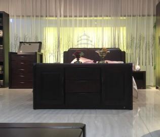 华日家具,电视柜,现代中式
