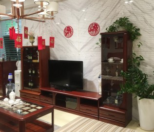 天坛家具,电视柜,客厅家具