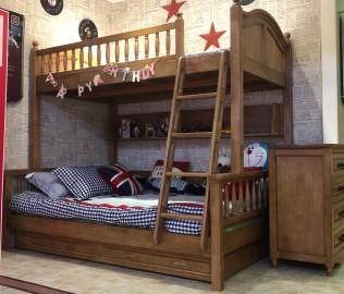 纯真岁月,英伦床,卧室家具
