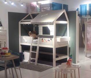 斯堪维亚,儿童床,儿童家具