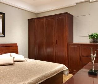天坛家具,衣柜,现代中式