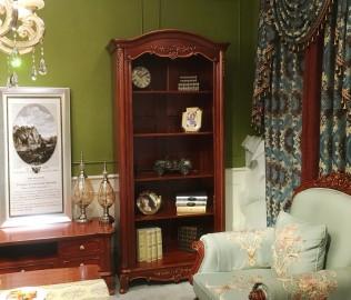 晓月蕾曼,书架,书房家具